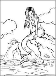 mermaid coloring 30 coloring pages u0026 kids u003c3