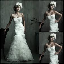 mermaid wedding dress feathers on bottom google search wedding