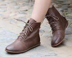 handmade womens boots uk shoes etsy