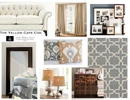 Designing Rooms by The Yellow Cape Cod Three Rooms One Design Designing An Open