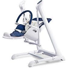 Swing To High Chair 2 In 1 Buy Caretero Indigo 2 In 1 Highchair U0026 Electrical Swing Navy