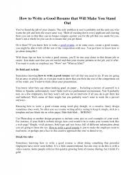 Sle Certification Letter Of Knowing A Person How To Make A Proper Resume A Good Resume Example Resume Examples