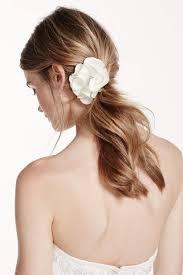 hair corsage bridal beauty editor