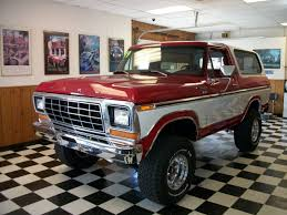 79 Ford Bronco Interior This Pristine 1979 Ford Bronco Could Be Yours Ford Trucks Com