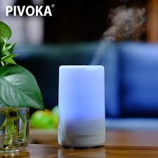 mist humidifier air ultrasonic humidifiers aroma essential pivoka electric aroma essential oil diffuser ultrasonic air