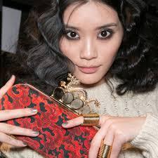 nail polish trends milan fashion week fall 2013 popsugar beauty