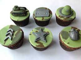 Best 25 Military Cupcakes Ideas On Pinterest Army Cupcakes