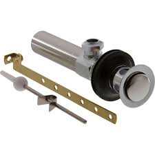 delta drain assembly in chrome rp26533 the home depot