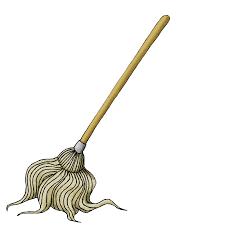 Floor Mop by Free Floor Mop Clip Art
