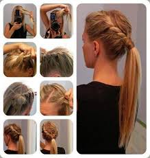 quick hairstyles for long hair at home 60 simple diy hairstyles for busy mornings