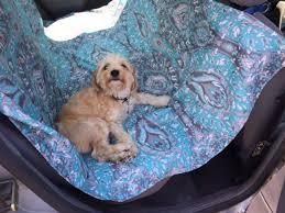 diy car hammock for dogs petcha