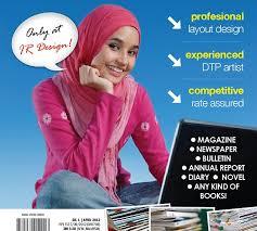 freelance layout majalah izham rizal freelance dtp artist i z h a m r i z a l