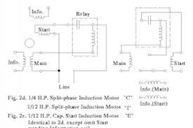 wiring diagram for single phase ac motor wiring wiring diagrams