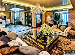 Dream Living Rooms - this luxury london flat has the dressing room of your dreams
