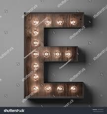 letter e sign light bulbs stock illustration 187599533 shutterstock