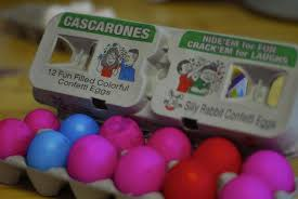 cascarones easter how to make cascarones for easter spanglishbaby