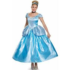Cinderella Halloween Costume Adults Disney Princess Cinderella Prestige Women U0027s Halloween