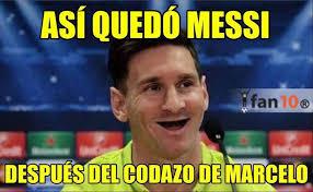Memes Sobre Messi - ya est磧n aqu祗 los memes de la victoria del barcelona sobre el real