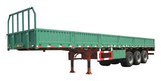 semi trailer truck high quality custom semi trailer new side wall semi trailer