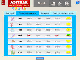 abc phonics word family plus android apps on google play