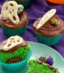 halloween screme egg cupcakes recipes cadbury kitchen