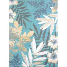 Modern Rugs Reviews Blue Modern Rug Tapinfluence Co