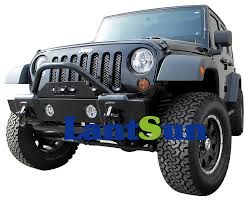 jeep front bumper 07 14 jeep wrangler jk xtreme front bumper with led lights buy