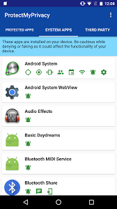 android protection protect my privacy android app privacy protection