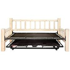 Pop Up Bed Amazon Com Montana Woodworks Homestead Collection Day Bed With