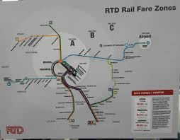 Rtd Map The World U0027s Best Photos Of Rtd And Transit Flickr Hive Mind