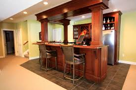 Wet Bar Set Bathroom Alluring Basement Wet Bar Design Ideas Corner Sets For
