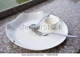 fork holding plate spoon stock images royalty free images
