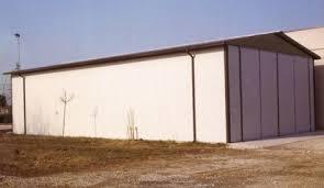 capannone in lamiera capannoni e tettoie nolli srl box prefabbricati ponteggi
