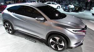 honda jeep 2007 2014 honda urban suv concept 2013 detroit auto show youtube