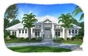 Florida House Designs Floor Plan Rendering Drawing Hand Katey Pasco Arafen