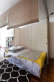 coin chambre dans salon aménager une chambre dans le salon côté maison