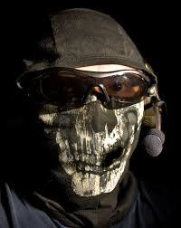 halloween h20 mask for sale cod modern warfare 2 ghost cosplay by wolverine9999 on deviantart
