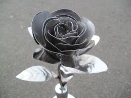 metal roses welded metal welding projects metals welding
