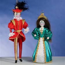 de carlini romeo and juliet ornaments the cottage shop