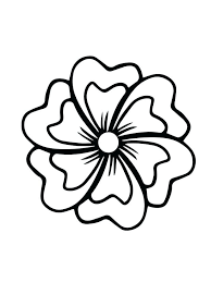 coloring pictures of hibiscus flowers coloring page of flower hibiscus coloring page inside remarkable