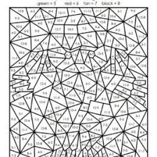 coloring pages hard color number free printables free free