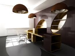 beautiful contemporary office furniture design and designer home