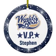 vice president ornaments keepsake ornaments zazzle