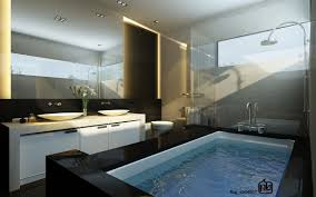 best bathroom designs of the year s best bathrooms nkba bath ign