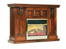 amish built electric fireplace u2014 jburgh homes luxurious amish