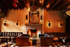 10 beautiful hotel fireplaces for fall travel vogue