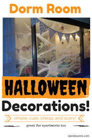 Halloween Party Decoration Ideas Cheap by Top 25 Best Halloween Dorm Ideas On Pinterest Halloween Door