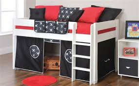 Midi Bed With Desk Children U0027s Beds Buy Kids Beds U0026 Bunk Beds Furniture Choice