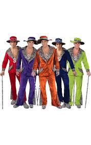 5 man pimp costume combination jokers masquerade