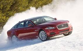 2013 jaguar xj awd first drive motor trend